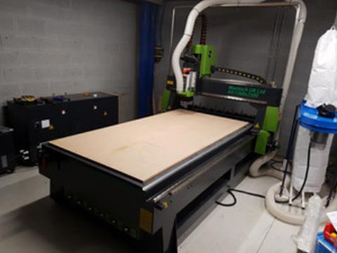 CNC Router in Dublin
