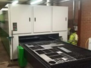 Fibre Laser Cutting Machine