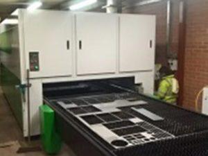 Fibre Laser Cutter Stoke UK