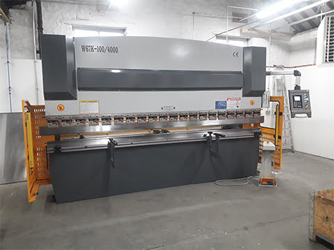 Press Brakes In Durham UK