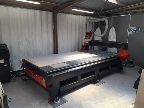 CNC Routers Wales