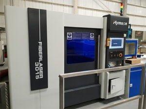 Fibre cutting machine Carlisle UK