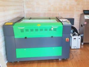 Laser cutters Kent