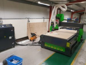 A9 Auto Tool Change CNC Router Heathrow