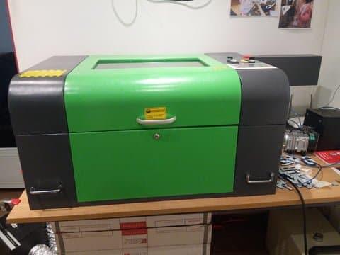 60w CO2 desk top laser