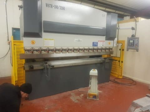 press brake machine durham