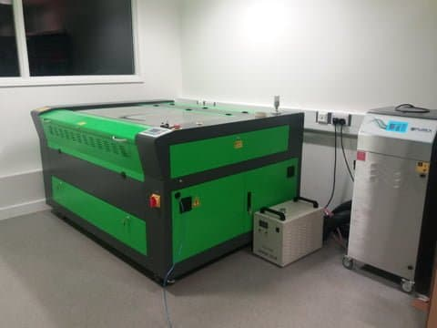CO2 Laser Cutters Bedford