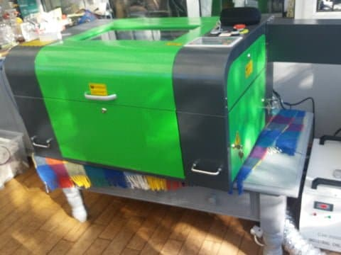 60w CO2 laser Machine Manchester