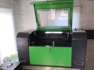 CO2 Laser Machine Wiltshire