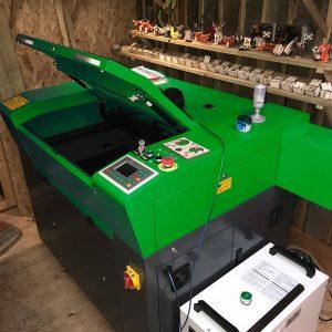 CO2 Laser Machine Scotland