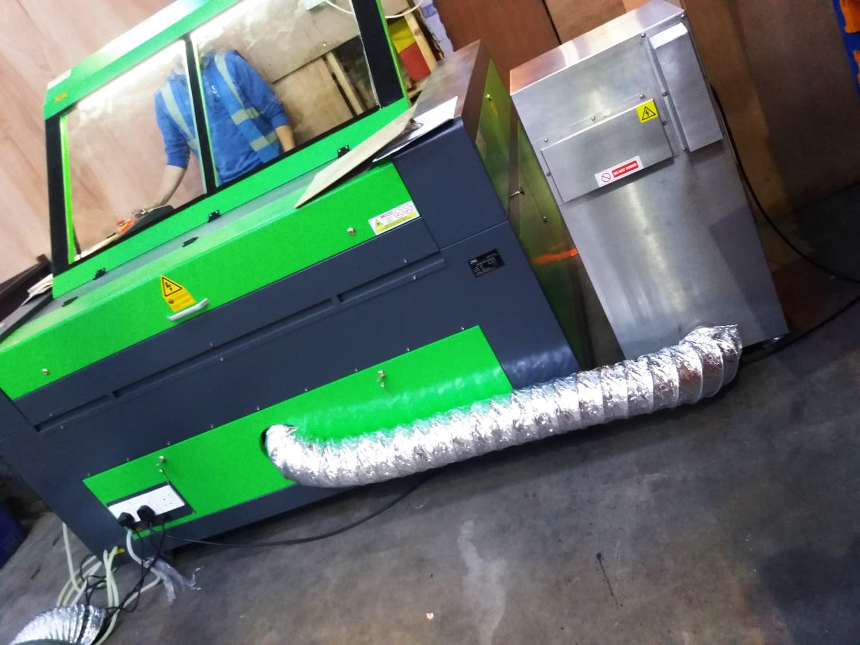 Laser Cutter Engraver Leicester