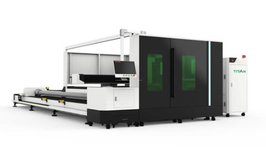 Fibre Laser Cutting Machines UK