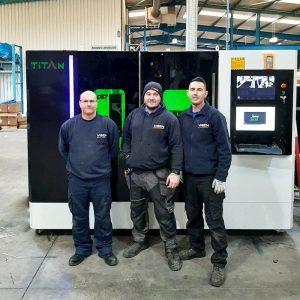 Fibre Laser Cutters UK