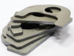 Cut Metal On a Fibre Laser Cutter