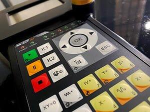 Mantech ATC CNC Machine Hand Controller