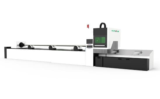 Fibre Laser Tube Cutting Machine UK