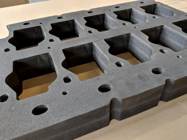 CNC router material