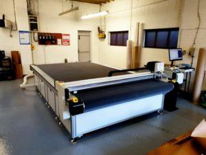 Digital Cutting Table Warrington UK