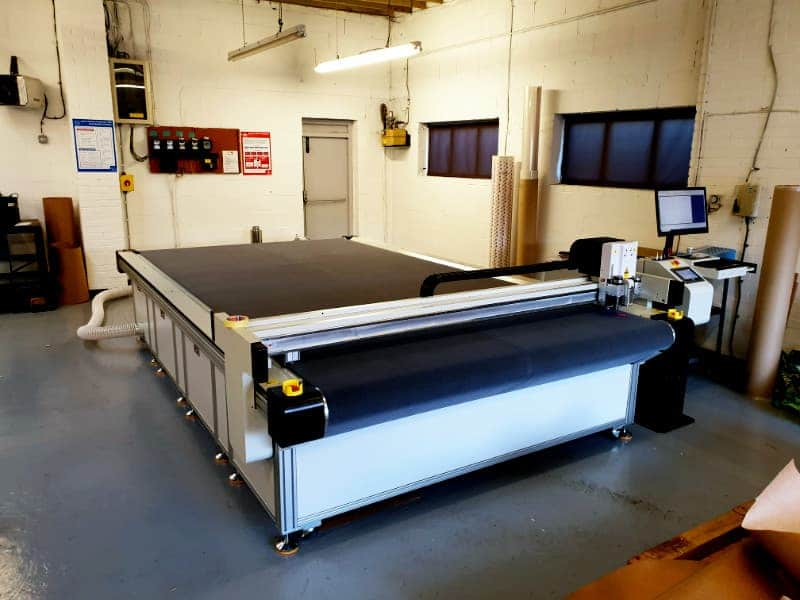Digital Cutting Machine Warrington