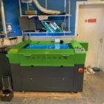 Laser Machine Installation For A School In Buckingham