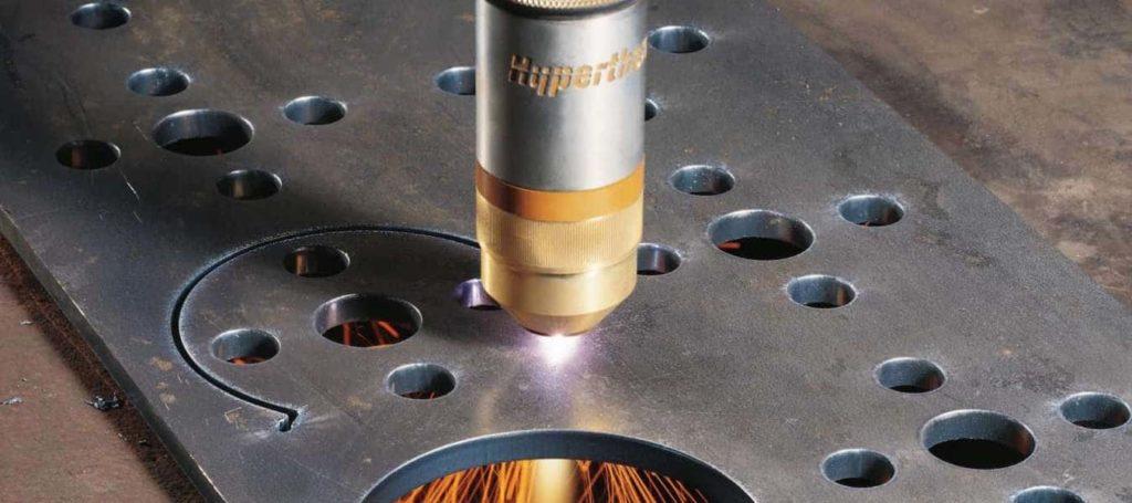 Plasma CNC Cutting Table Machines UK By Mantech Machinery
