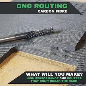 CNC routers for Carbon Fibre