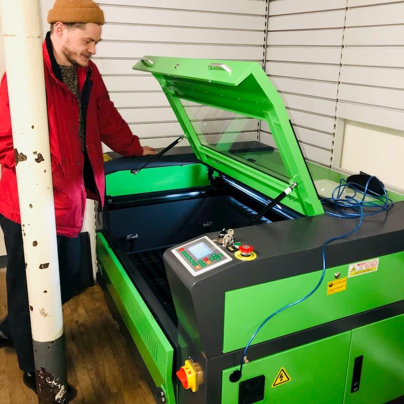 Laser Machines For Schools UK