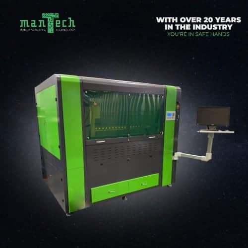 Fibre Laser Cutter Offers By Mantech