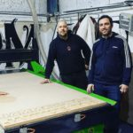JAMM Creations chooses Mantech - CNC Routers