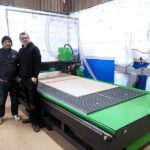Cabinet Maker In Avon - Chooses Mantech For CNC Routers