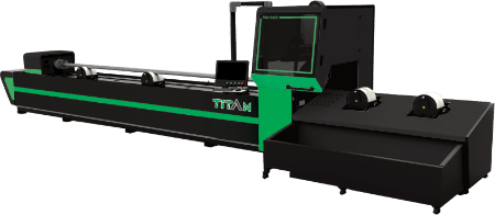 Titan Fibre Laser Cutting Machine