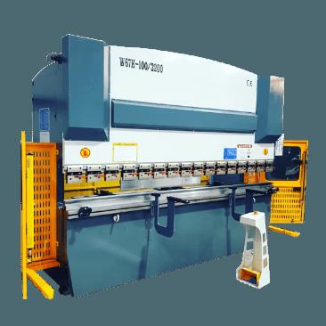 Press Brakes By Mantech Machinery UK