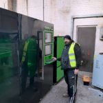 New Fibre Laser Cutter Installation In Staffordshire