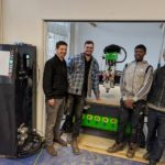 London Charity Purchases New CNC Router From Mantech