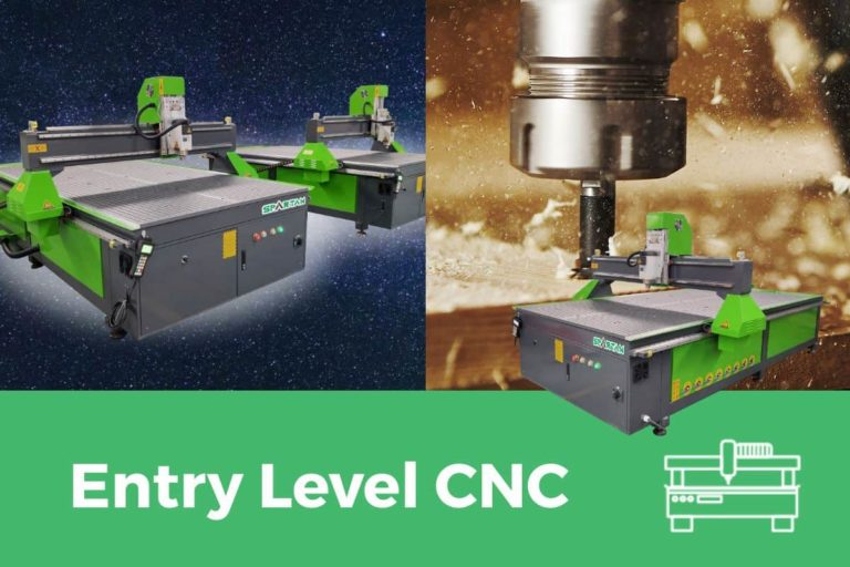 Spartan Entry Level CNC routers By Mantech
