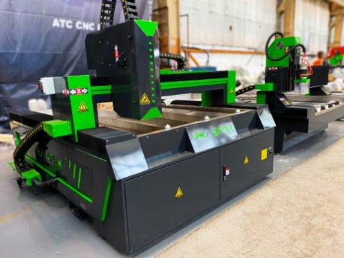 Mantech CNC Plasma Cutting Tables