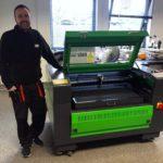 Not-for-profit SSERC Chooses Mantech For Laser