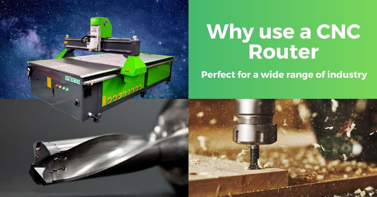 Why use a CNC router in your business