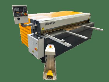 Sheet Metal Mechanical Guillotines UK