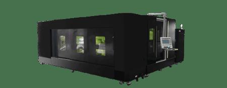 Combination Flat Plate & Tube Metal Laser Cutter UK
