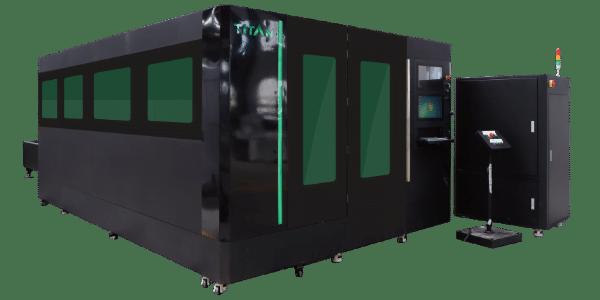 Metal de tăiere fibre laser Marea Britanie pentru placa plat