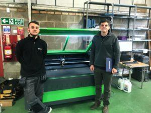 Laser cutters uk