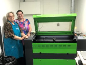 Laser Machine Installation UK - Craft Business