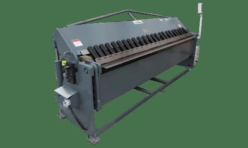 Hydraulic Folding Machine - Box and Pan Folder UK