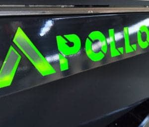 Apollo CNC Routers by Mantech UK