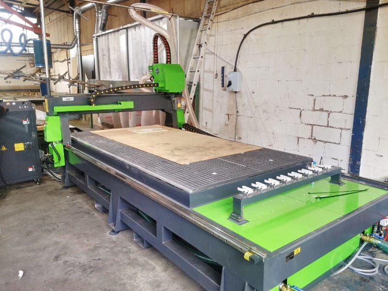 Cladding Firm in Telford opts for A9 1530 CNC