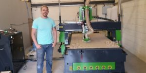 Personalised Gifts Firm Chooses Mantech