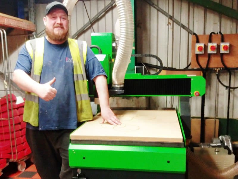 Fire & Security firm buys Spartan CNC