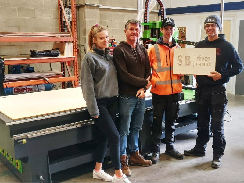Affordable CNC router - UK