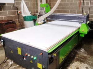 Sign makers opt for Spartan CNC